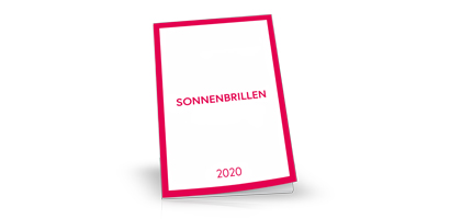 Sonnenbrillen Katlalog 2020 - neutral